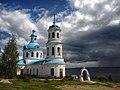 Богоявленская церковь на берегу Камы в Тихих горах.jpg