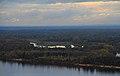 Вид на правый берег реки Илеть с Птичьего Полёта (д. Новородионовка, Козловский район).jpg