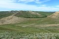 Вид с горы Верблюжка на горы Долгие - panoramio.jpg