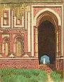 Ворота около Кутуб-Минара. Старый Дели.jpg