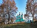 Ганщина, Михайлівська церква P1170337.jpg