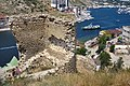 Генуезька фортеця Чембало, вежа.jpg