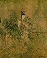 Гу Кайчжи. Фея реки Ло. Деталь - Фея. Гугун, Пекин..jpg