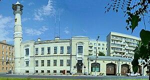 Здание пожарного депо на Большеохтинском пр.jpg