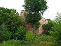 Клевань - Південно-західна вежа замку P1070752.JPG