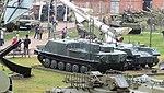Командно-штабные машины в артиллерийском музее — 1.JPG