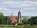 Кудрявщино. Воскресенская церковь. 1822.jpg