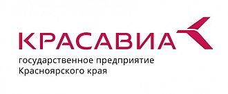 KrasAvia - Image: Лого ГП КК «КрасАвиа»