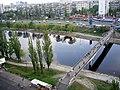 Міст на Русанівці (Соборності).jpg