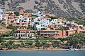 Ощущение комфорта и умиротворения. Blue Palace, a Luxury Collection Resort ^ Spa Hotel и несколько вилл. Elounda. Lasithi. Crete. Greece. Июль 2013 - panoramio.jpg