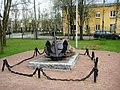 Песочный (Санкт-Петербург). Памятник защитникам Моонзунда.jpg