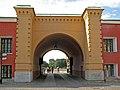 Петропавловская крепость, Никольские ворота.JPG