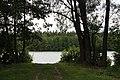 Подъезд к озеру. Раифское озеро. Раифа. Зеленодольский р-н. РТ. Июль 2014 - panoramio.jpg