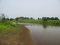 Протока реки Тунгуска у села Даниловка.JPG