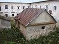 Підкамінь Монастир внутр двір.JPG