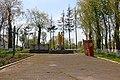 Сальник, вул. Миру, Пам'ятник 127 воїнам – односельчанам загиблим на фронтах ВВВ.jpg