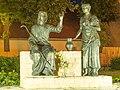 """Скульптура """"Іісус і самаранка"""".jpg"""