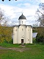 Старая Ладога. церковь Георгия. Вид со стены.jpg