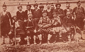 Herzegovina uprising (1875–77) - Elders (1875).