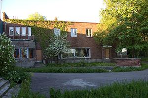 Vyborgsky District, Leningrad Oblast - Finnish villa (1930) in Svetogorsk