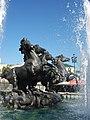 Фонтан Кони в Александовском саду.jpg