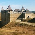 Хотинська фортеця влітку.jpg