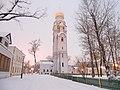 Храм-колокольня во имя воскресения Христова на Рогожском07.JPG