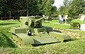 ЦМ ВОВ. Танк Т-46 без ходовой части (СССР).jpg