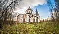 Церковь Вознесения Господня в Елпатьево (Вид с обратной стороны).jpg