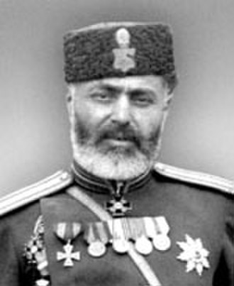 Mayor of Yerevan - Image: Բարսեղ Գեղամյան