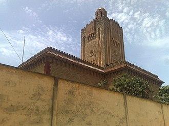 Ksar el-Kebir - Image: برج الآمر ... طوري دي ماندو
