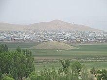 تپه اسکندری هفشجان اولین اثر ملی استان چهارمحال و بختیاری.JPG