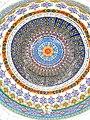 হযরত শাহজালাল আন্তর্জাতিক বিমানবন্দর সংলগ্ন মসজিদের গম্বুজ by Hasib1560.jpg