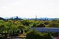 七北田公園と二口山塊 Futakuchi Mountain Group from Nanakita Park - panoramio.jpg