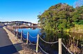 佐倉城址にて 西側の出丸 Sakura Castle 2015.1.02 - panoramio.jpg