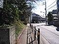出世稲荷神社横(瀬尾公治 涼風 第1巻 P.91) - panoramio.jpg