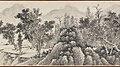 明 沈周 , 文徵明-合璧山水圖 卷-Joint Landscape MET DP235652.jpg