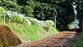 紫陽花の先にある駅 - panoramio.jpg