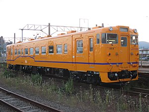 South Hokkaido Railway Company - Image: 道南いさりび鉄道 新塗装