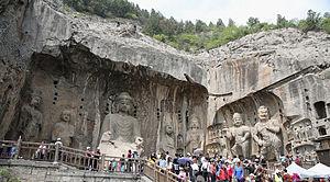 Luoyang - Longmen Grottoes