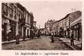 00752 Jagielloner Gasse in Sanok 1910.png