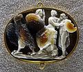 008 arte antica, ganimede davanti all'aquila di giove, calcedonio, con integraz. del xvi sec.JPG