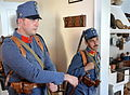 02013 World War I reenactments of Austria-Hungary army in Sanok..JPG