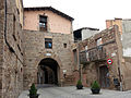 068 Portal de les Verges, o de Cal Quatre (Santpedor).JPG