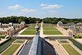 0 Grandes grilles - Cour des Bornes - Communs - Château de Vaux-le-Vicomte.JPG