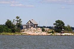 Katajanokanluoto (pulo sa Finland)