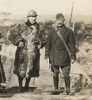 Henri Claudel general from France