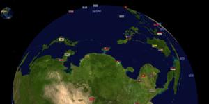 Taiwan Strait - Image: 119.91252E 24.77447N 117.5
