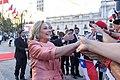 11 Marzo 2018, Ministra Cecilia Perez participa en la llegada del Prdte. Sebastian Piñera a La Moneda. (26885725658).jpg