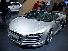 Audi R8 - Wikipedia, la enciclopedia libre